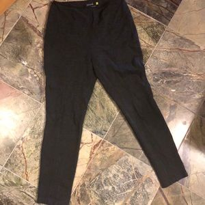 Lysse leggings, size medium, dark grayish